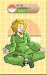 Gijinka Pokemon 192 Sunflora