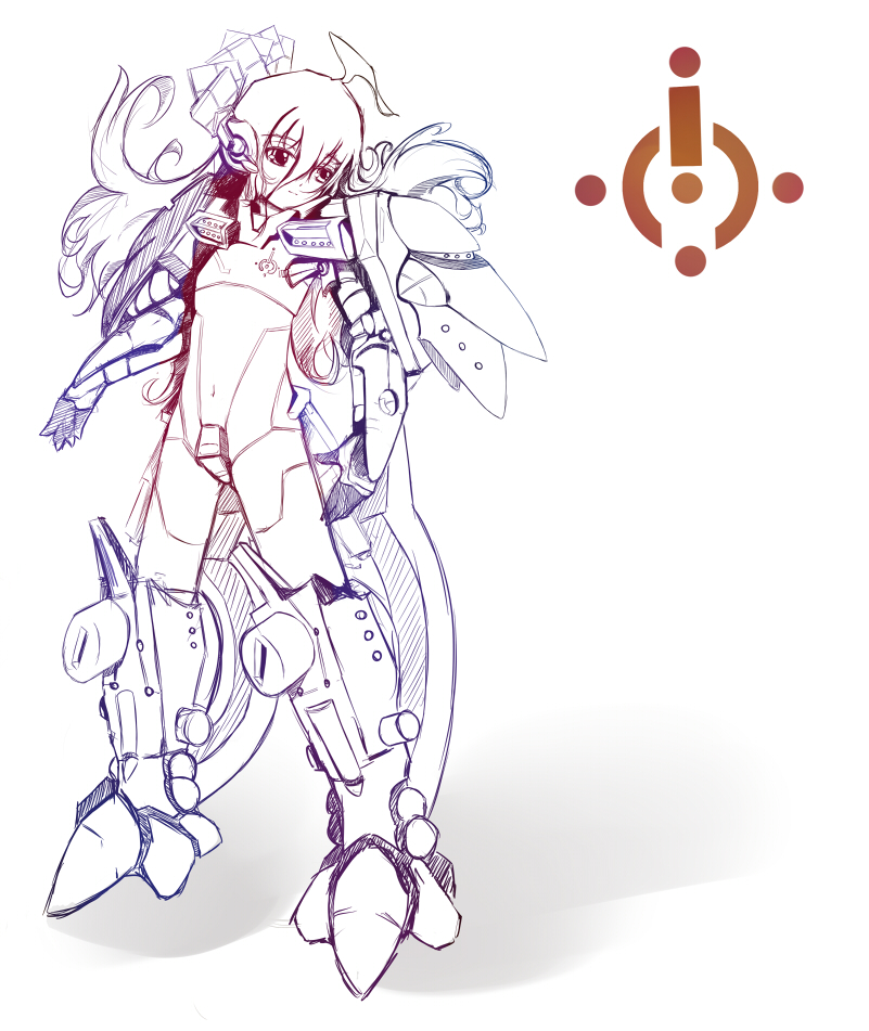 Doujin Character Design Ver1.0 by nz13590