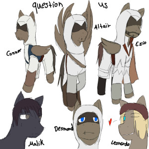 Pony-assassins-creed's Profile Picture
