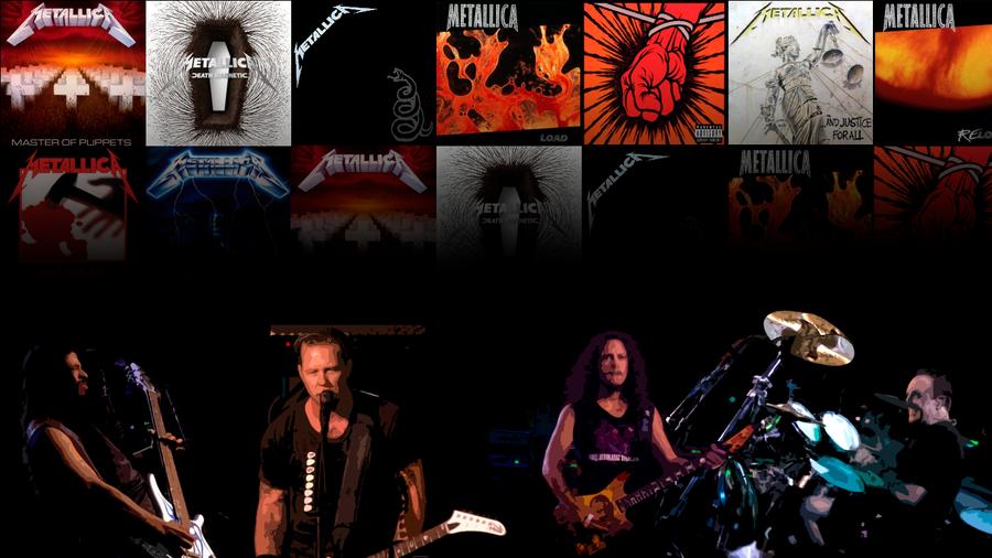 Metallica Wallpaper by MetallicaSeid on DeviantArt