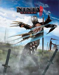 Ninja Gaiden Print Ad PS edit by CyberSpawn2100