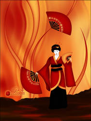 Japanese Girl by REALISM2009