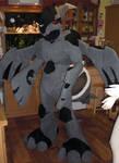 WIP - Zekrom Suit