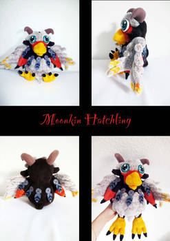 Moonkin hatchling plush
