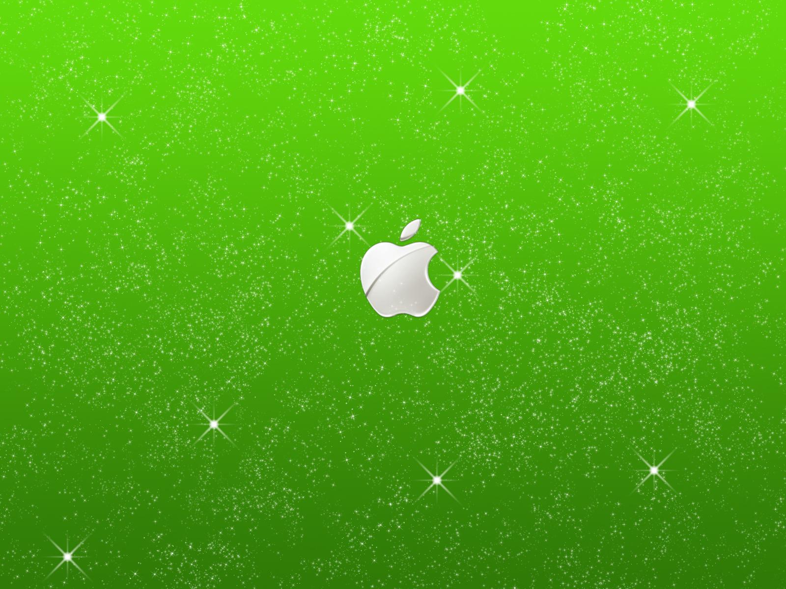Apple Starry Wallpaper