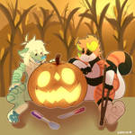 Mystic Harvest Promt 2- At least there's a pumpkin