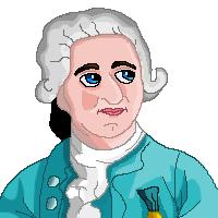 Louis XVI pixel art by filmfreak13
