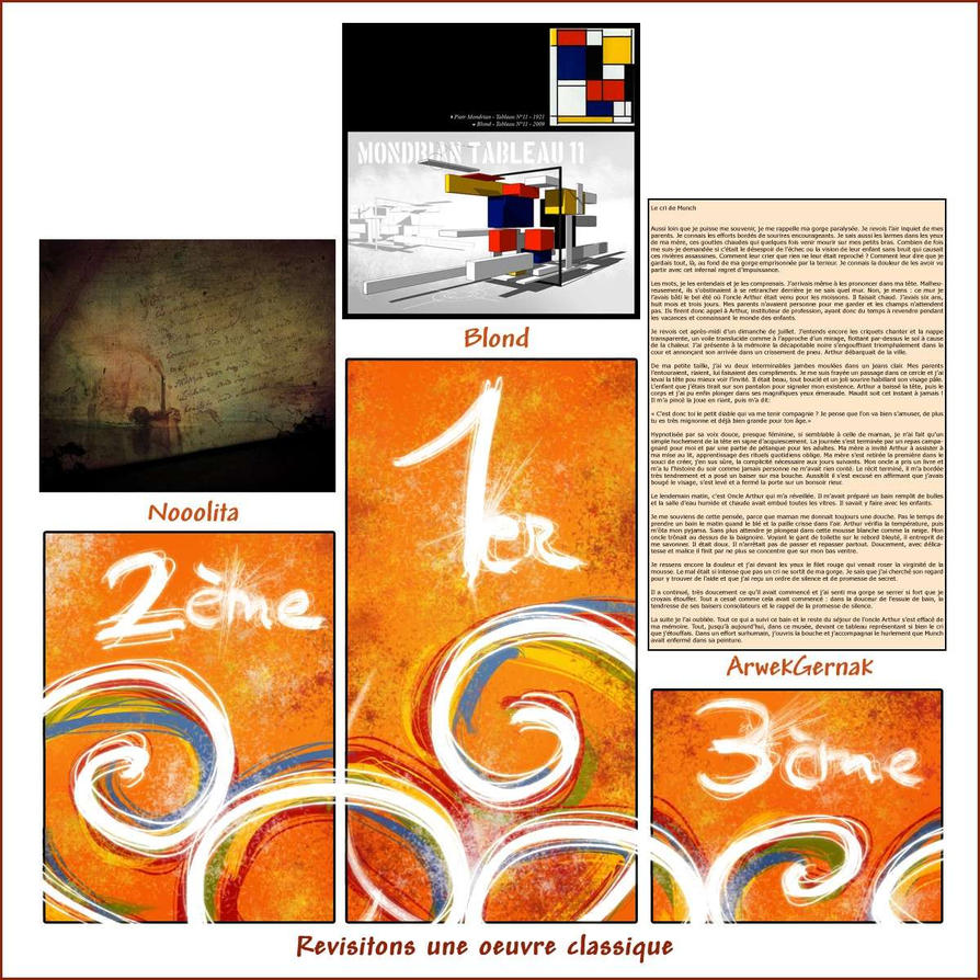 Concours 16 by ForumFrancophone