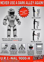 U.R.I.-NAL 9000-H by hauke3000