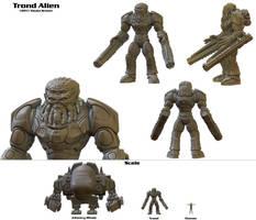 Trond Alien by hauke3000