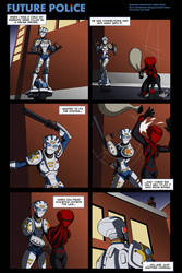 Superhero comic based on my action figures page 3 by hauke3000
