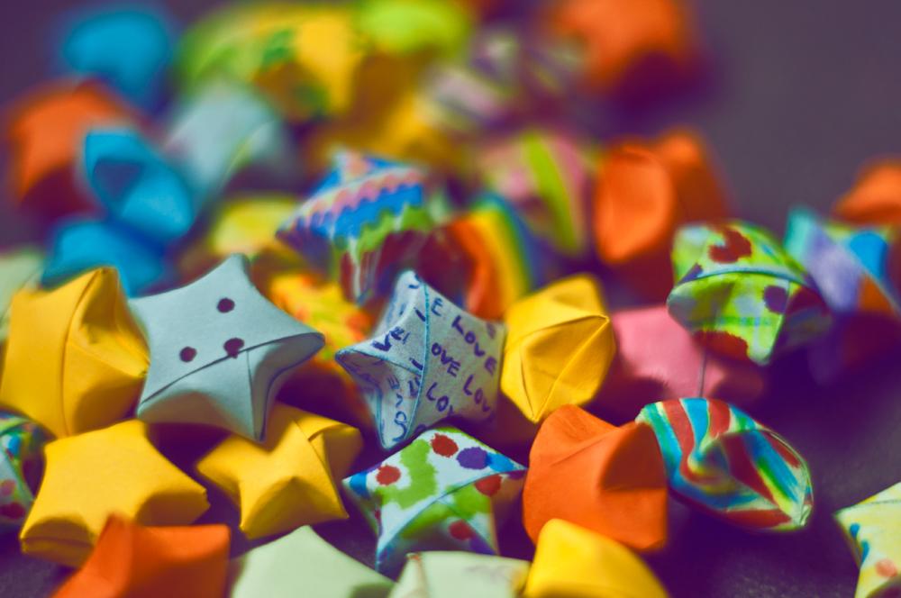 Lucky stars by patrykcyk