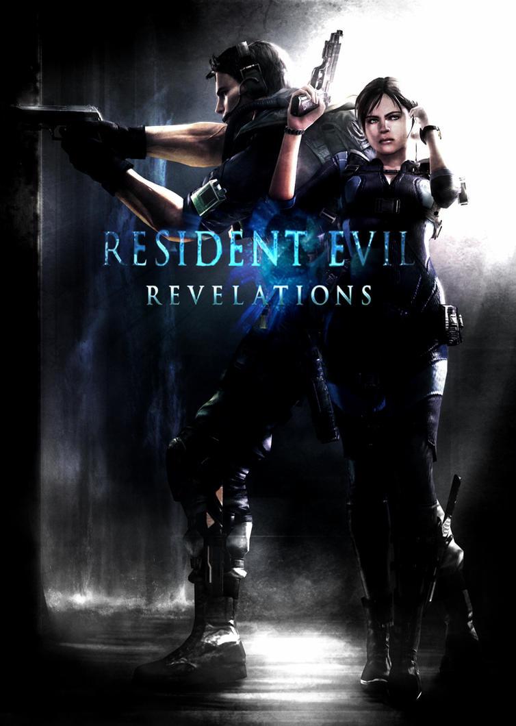 Resident Evil Revelations by Cloudochan