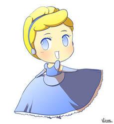 Cinderella by Vitony