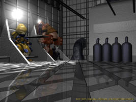 Mobile Weapon Garage by Tianyang