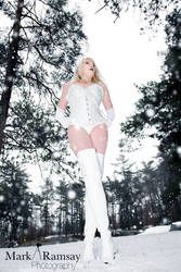 White Queen aka Emma Frost by tinytank1989