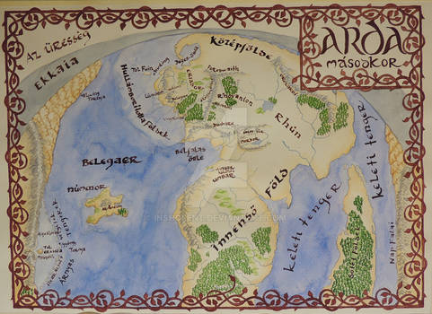 Second Age of Arda