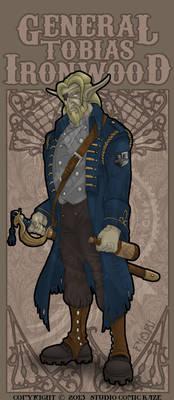 General Tobias Ironwood