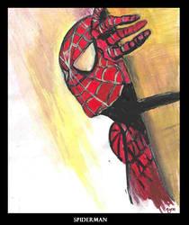 Spiderman by AynElf