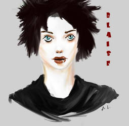 Blaise by AynElf