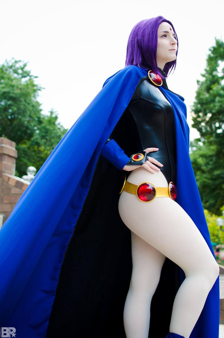 Raven (Teen Titans) Preview by ChelzorTheDestroyer