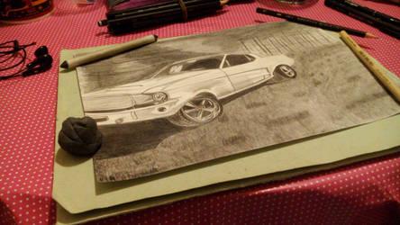 A car XD by GiGaAnime