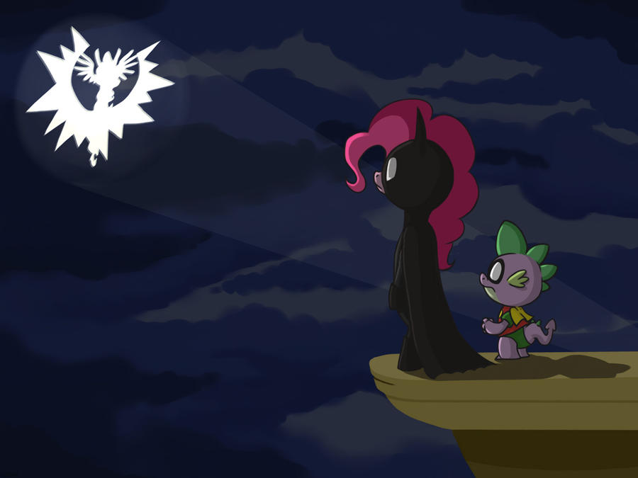 She is the night... by Raph13th