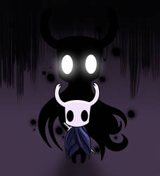 Hollow Knight by Linuelang