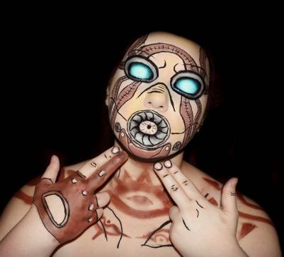Borderlands 2 Psycho by InnocenceAlone