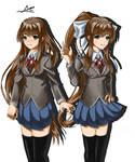 My Waifu - Monika