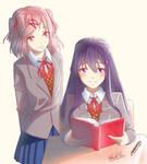 Natsuki x Yuri