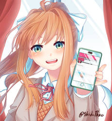 Monika Subscribed to PewDiePie