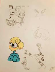 Neverhood doodles (read description)