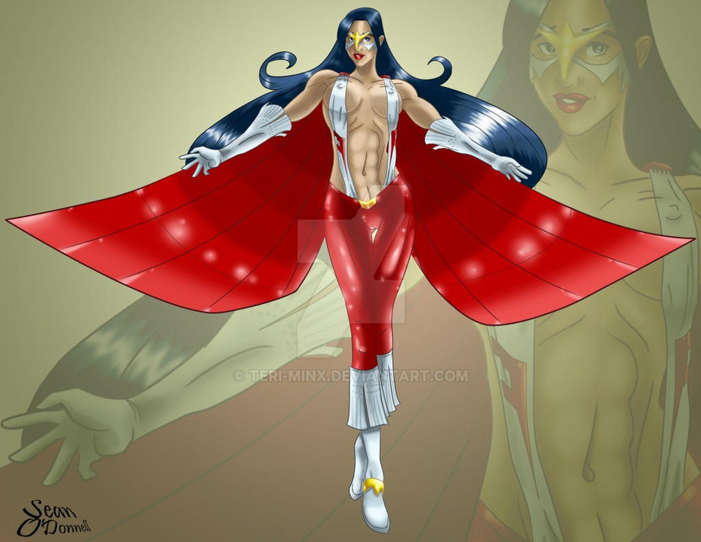 Thunderbird 9 by Teri-Minx