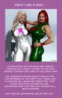 Fight like a Girl by Teri-Minx