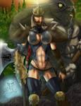 Barbarian Queen 10