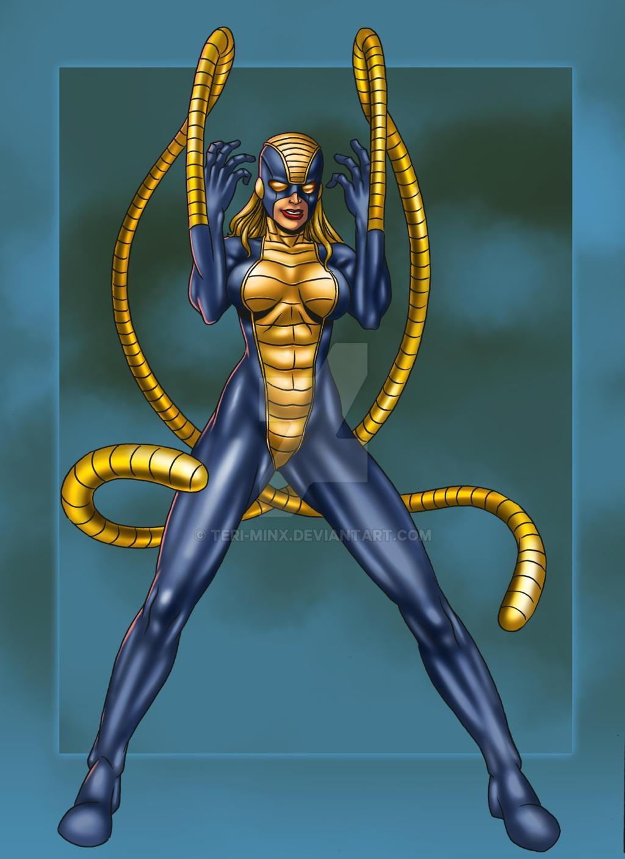 Constrictor 7 by Teri-Minx
