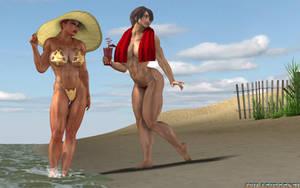 Bikini Jam- SSW and Walkiria by Teri-Minx