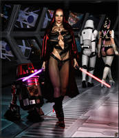 Sith Apprentice Maia by Teri-Minx