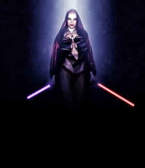 Sith Apprentice Maia Variant