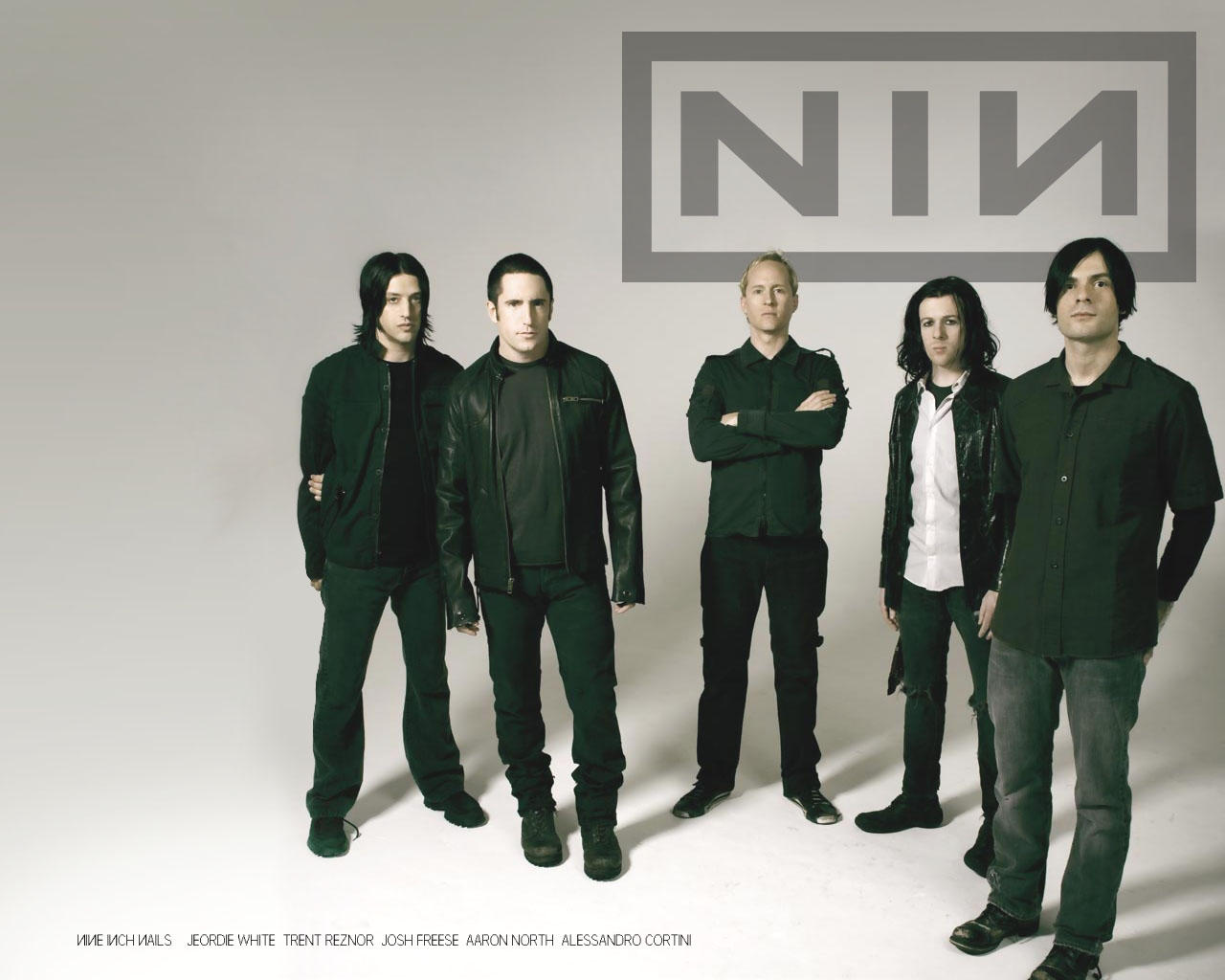 Nine Inch Nails - Band Photo 2 by sovetskitch on DeviantArt