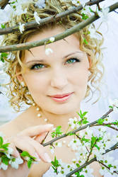 Wedding: Pretty in bloom by cxalena