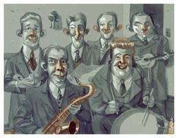 Gipsy Jazz by adrianperezacosta