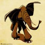 Daily Design: Elephant