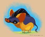 Daily Design: Boar
