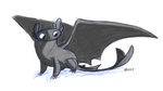 Toothless Sketch