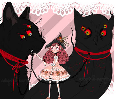 Little witch and friends |OTA| OPEN!