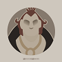 Varric Avatar by DBlackmaen