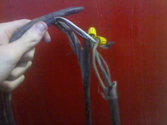 Frayed Wire by DBlackmaen