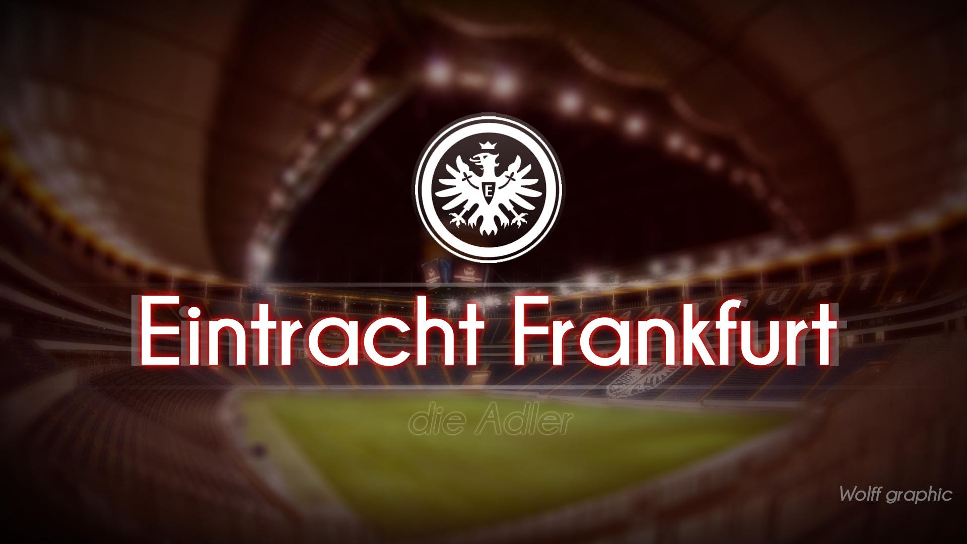 eintracht frankfurt wallpaper by wolff10 on deviantart. Black Bedroom Furniture Sets. Home Design Ideas